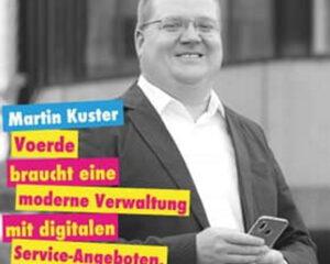 Flyer Martin Kuster